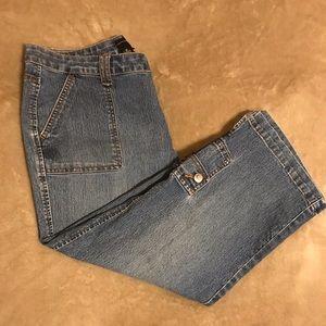Venezia, Women's Size: 16 Capris Jeans